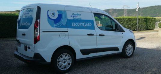 Véhicule de sécurité SECURYGARD